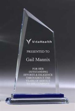 Gb343 1 Glass Trophy