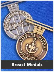 Medals - Custom