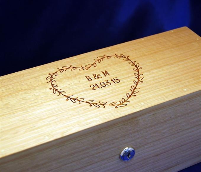 Timber Box Laser Engraving Service Sydney We Engrave